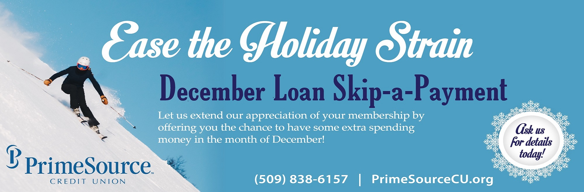 December Skip Pay