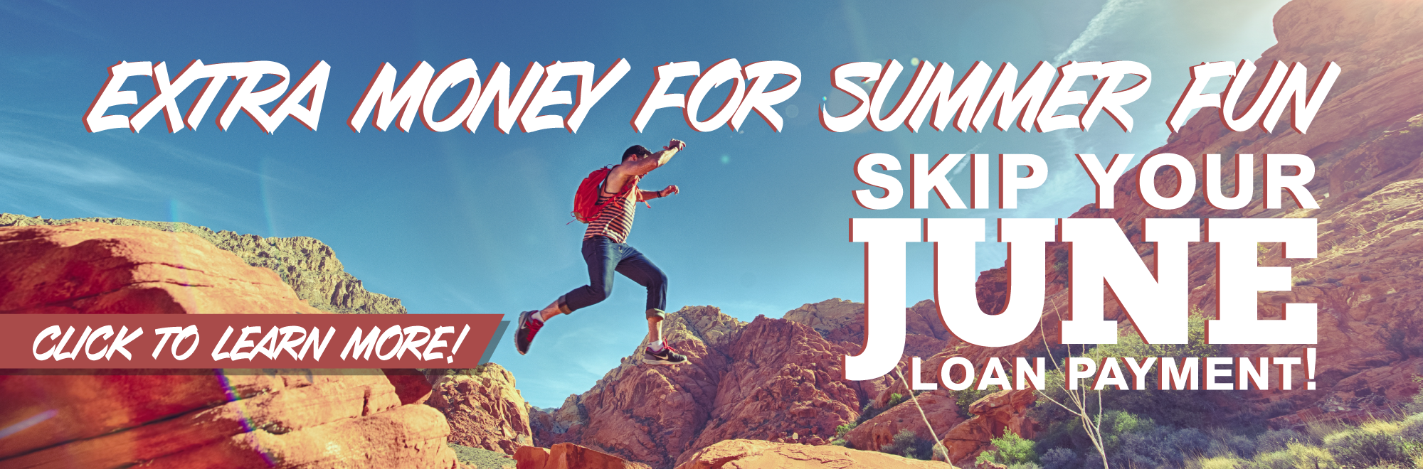 June Loan Skip a Payment